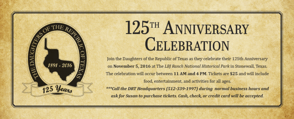 DRT 125th Annual Celebration