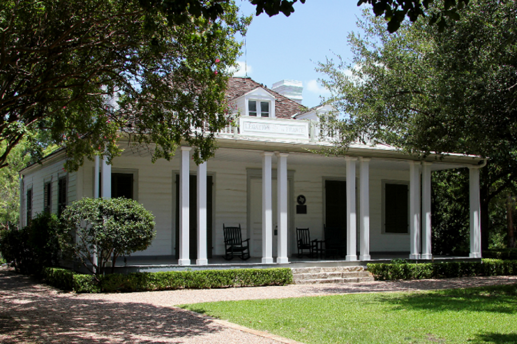 French Legation house
